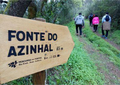 Rio Arade: Percurso das Fontes